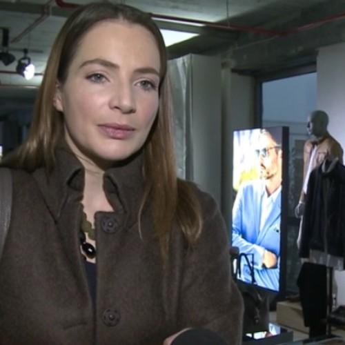 Anna Dereszowska chce nagrać płytę z piosenkami dla dzieci