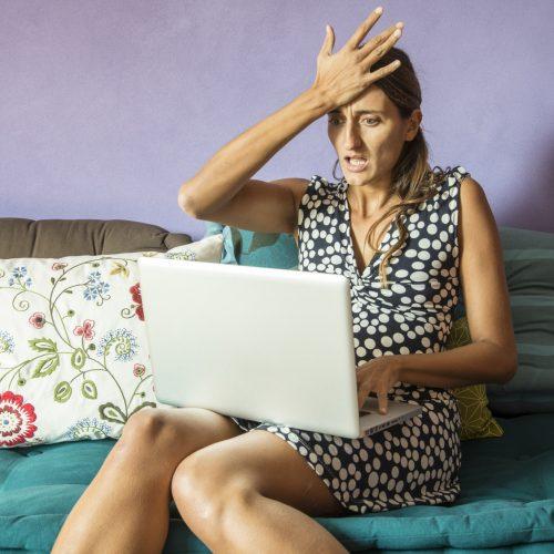 Ilona Felicjańska prowadzi grupę wsparcia dla kobiet