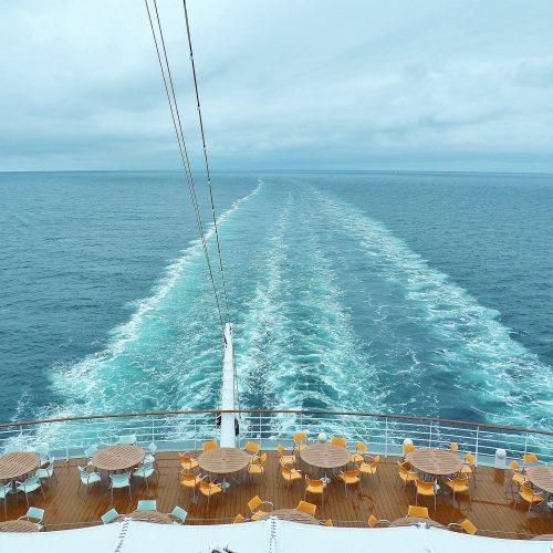 Ponad połowę roku znów spędzam na łódce